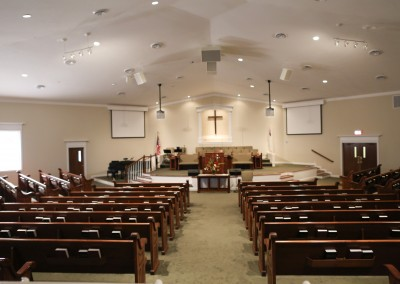 Antioch Baptist Church-1